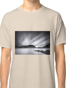 Crummock Water Black and White Classic T-Shirt