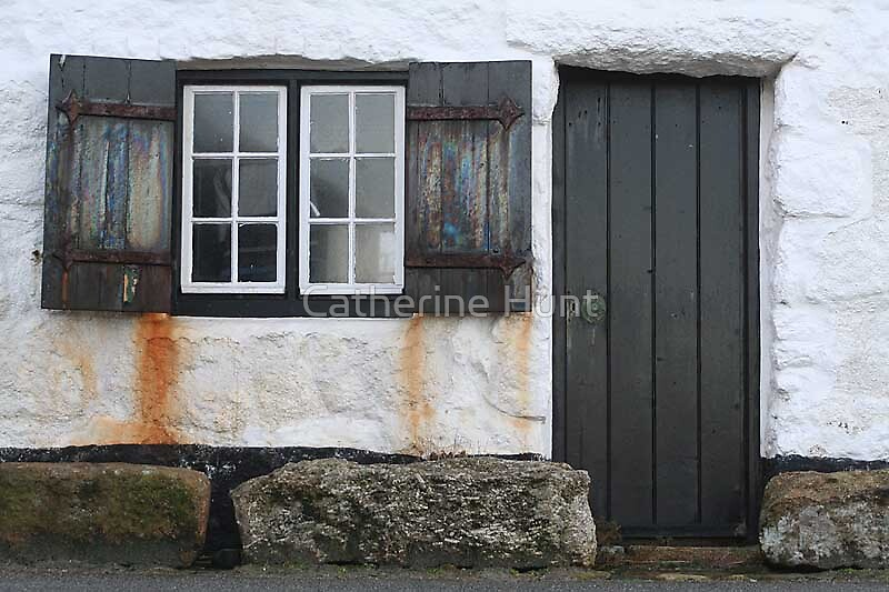 Cornish Cottage by Catherine Hunt