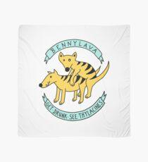 Bennylava - Get Drunk, See Thylacines Scarf