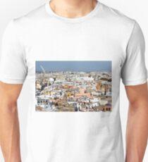 Panoramic view of Sevilla, Spain T-Shirt