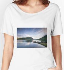Mellbreak Fell Long Exposure Women's Relaxed Fit T-Shirt