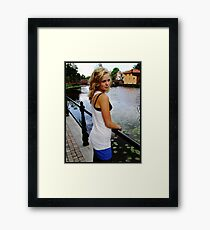 Beloved Water Framed Print