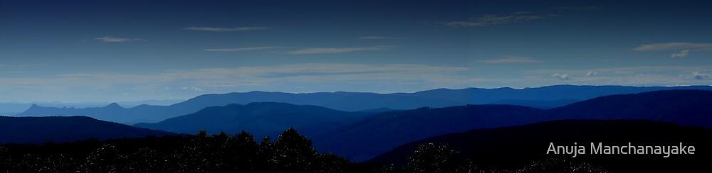 Lake of Mountains #2 by Anuja Manchanayake
