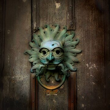 Sanctuary Knocker by BGPhoto