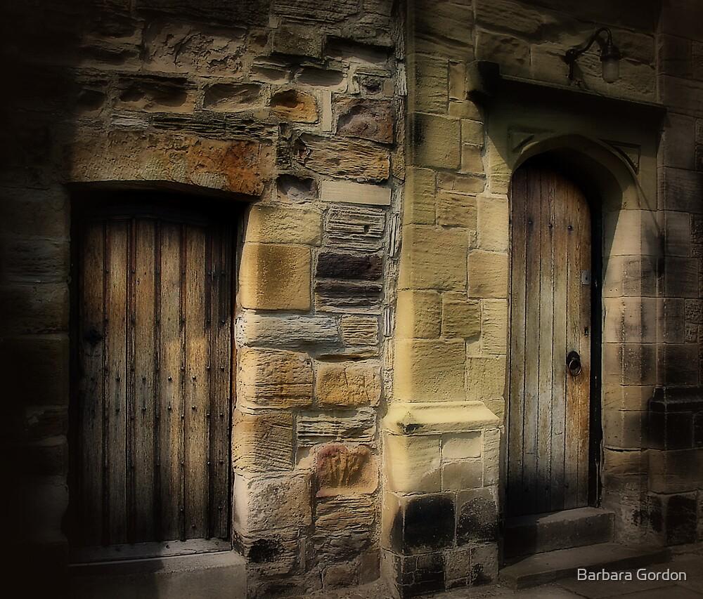 Durham Doors by Barbara Gordon