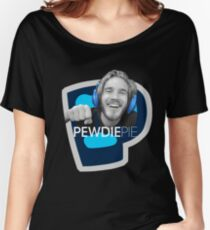 PewdiePie Women's Relaxed Fit T-Shirt