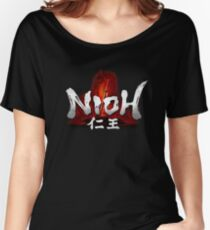 Nioh Graphic Tee Women's Relaxed Fit T-Shirt
