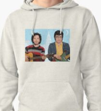 """""""We like to rock the party"""" Pullover Hoodie"""