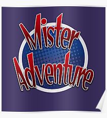 The Guy Code - Mister Adventure Poster
