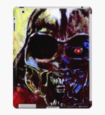 Darth Vader Alien Terminator Mashup iPad Case/Skin