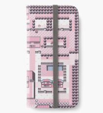 PkMn - Fuchsia City Full Graphic Tee iPhone Wallet/Case/Skin