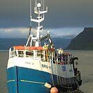 Fishing boat by jmnicolson