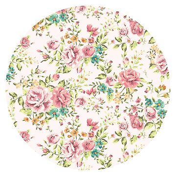 Floral pattern by KerrisClothes
