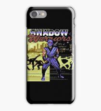 Shadow Warriors iPhone Case/Skin