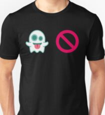 Ghostbusters Emoji Graphic Unisex T-Shirt