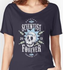 Scientist Forever Women's Relaxed Fit T-Shirt