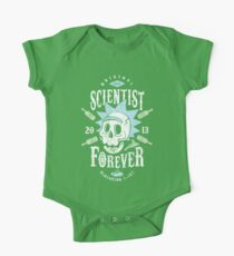 Scientist Forever Kids Clothes