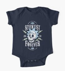 Scientist Forever One Piece - Short Sleeve