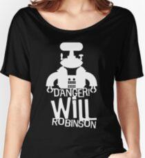 Danger Will Robinson Women's Relaxed Fit T-Shirt