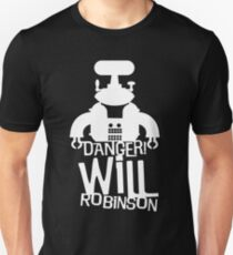 Danger Will Robinson Unisex T-Shirt