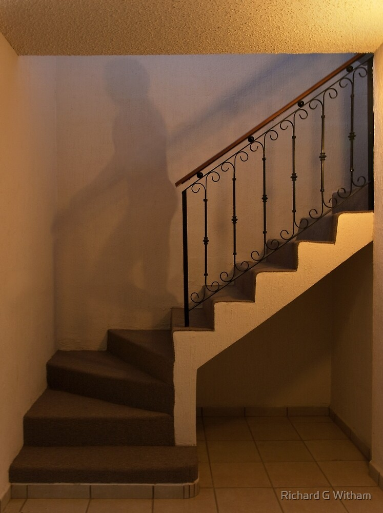 Downstairs by Richard G Witham