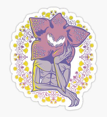 DEMOGORGEOUS Sticker