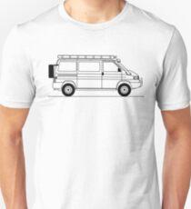 T4 Swamper van T-Shirt