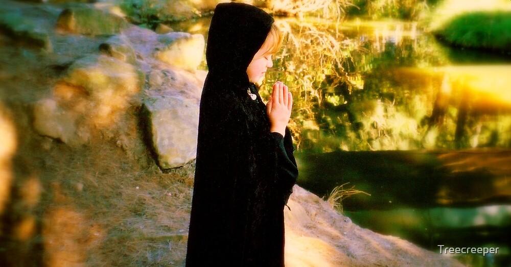 Praying by Treecreeper