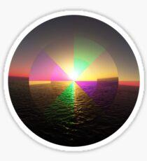 Sun Spot Sticker