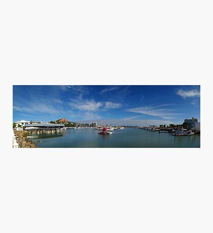 Townsville Breakwater Marina Photographic Print