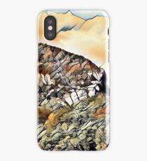 rocky outcrop iPhone Case/Skin