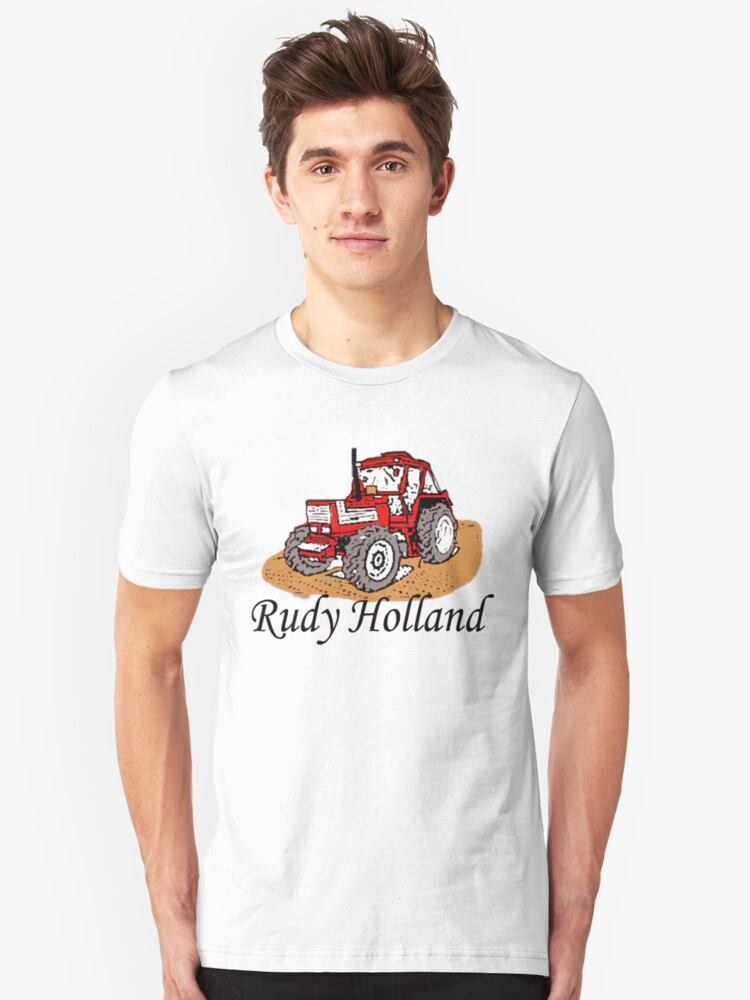Rudy Holland by grubbanax