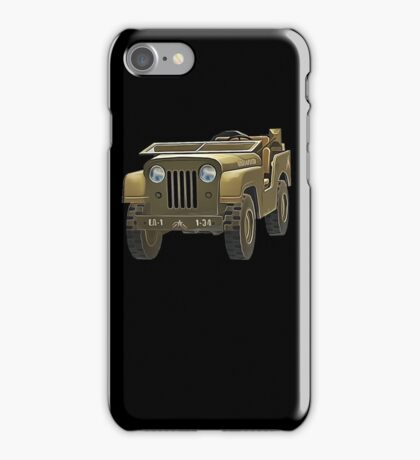 ROYAL JEEP iPhone Case/Skin