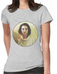 Natalie Portman Womens Fitted T-Shirt