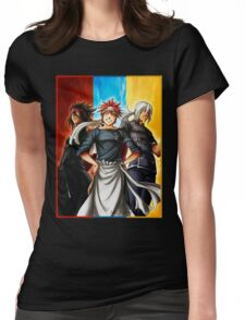 Food Wars - Shokugeki no Soma Womens Fitted T-Shirt