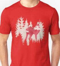 oh deer, what the bug?! Unisex T-Shirt