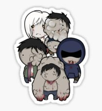 Left 4 Dead Infected Sticker