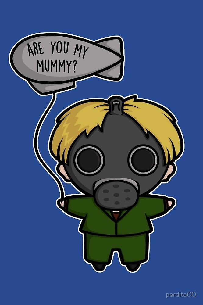 Are you my mummy by perdita00