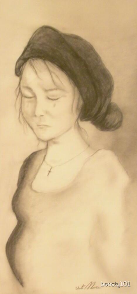 pregnant sorrow by boosty101