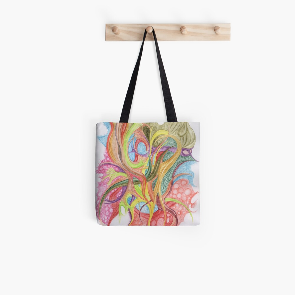 Cell Party Tote Bag