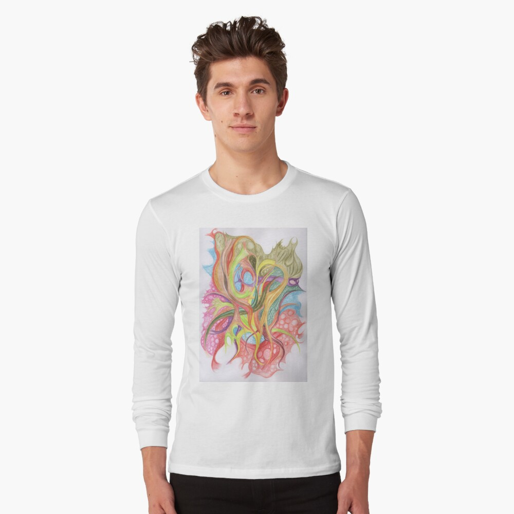 Cell Party Long Sleeve T-Shirt