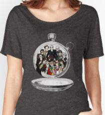 The clock strikes 12 Women's Relaxed Fit T-Shirt