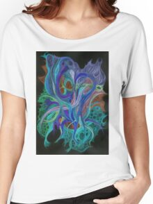 Cell Party (Inverted) Women's Relaxed Fit T-Shirt