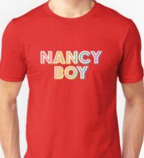 [rainbow slang] NANCY BOY T-Shirt