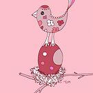 Mother Bird by tambatoys