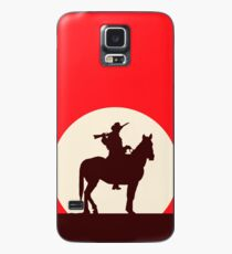 Red Style Dead Case/Skin for Samsung Galaxy