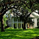 Albania Mansion in Jeanerette, St. Mary parish by Judy Seltenright