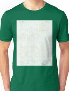USGS TOPO Map Colorado CO Alvin 400046 1971 24000 Unisex T-Shirt