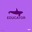 Killer Whale Educator by PepomintNarwhal