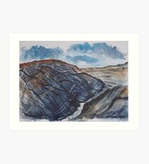 Painted Desert Art Print